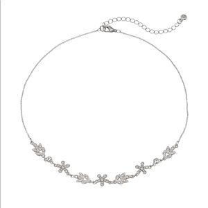 🆕 LC Lauren Conrad Flower & Leaf Necklace